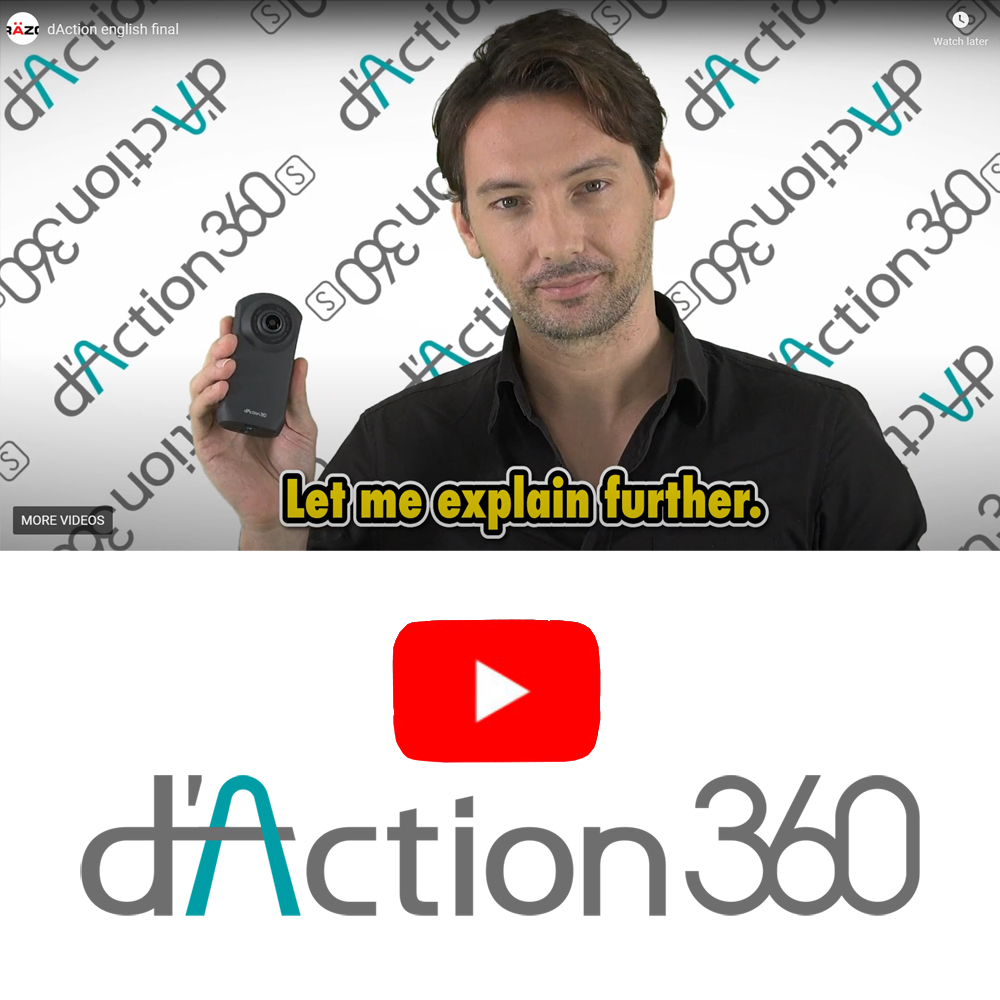 daction features video post